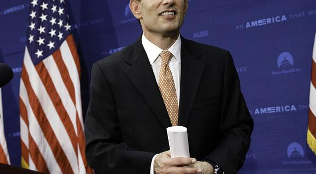 House Majority Leader Eric Cantor suffered a stunning defeat in the Virginia primary (AP)
