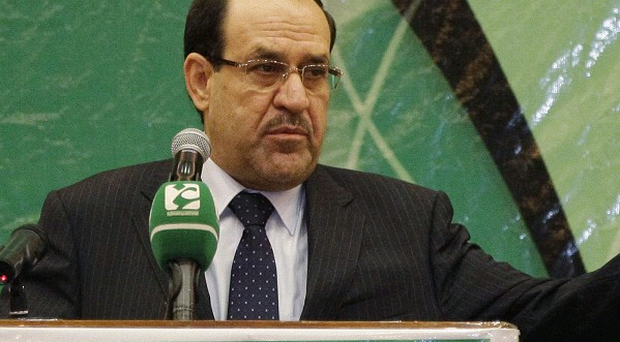 Iraqi prime minister Nouri al-Maliki has been offered assistance by Iran (AP)