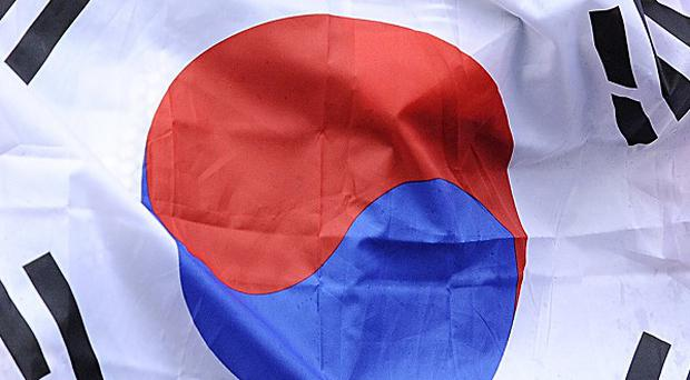 A South Korean army private fled after opening fire on his comrades at an outpost in Gangwon province, east of Seoul.