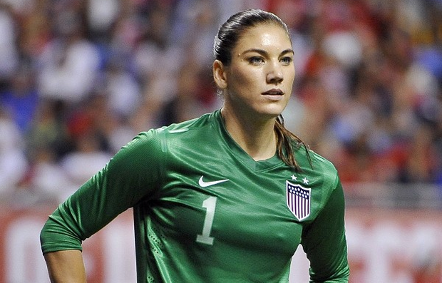 US Women's National Team goalkeeper banned for bad behaviour after husband's arrest