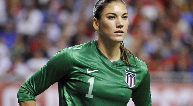 Hope Solo is due in court after a domestic assault arrest (AP)