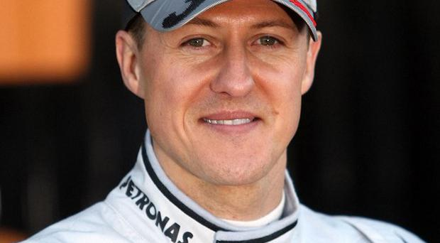 Michael Schumacher's managers will
