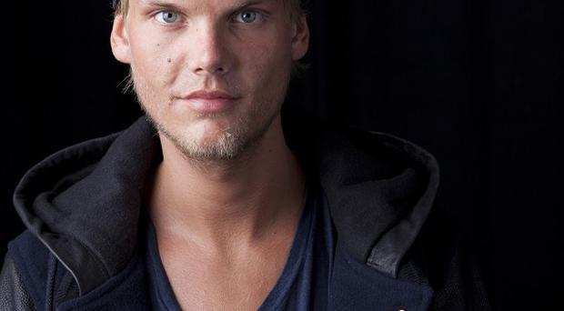 Swedish DJ Avicii was playing at the event in Boston (AP)