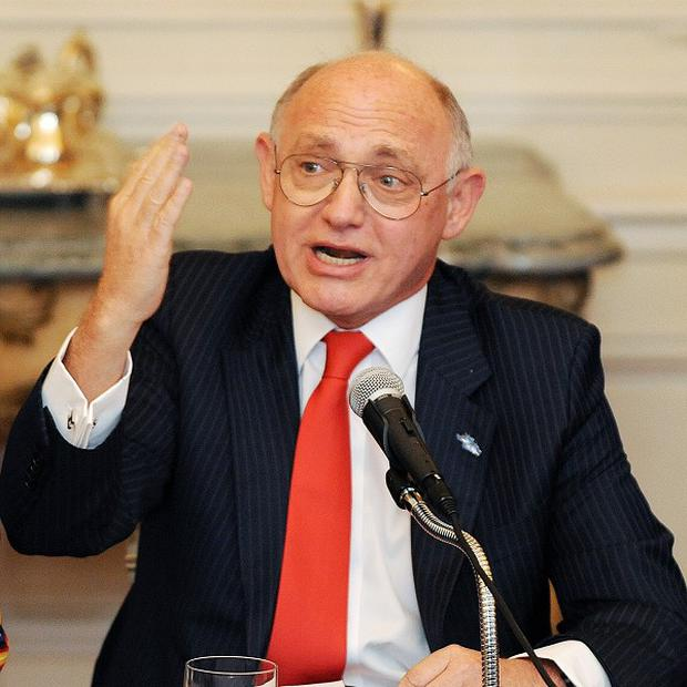Argentine foreign minister Hector Timerman said it was imperative that the UK returned to the negotiating table