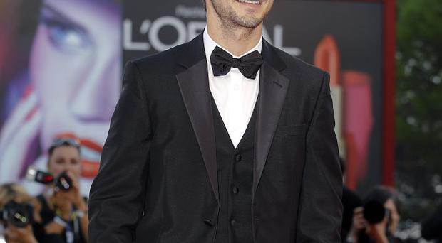 Shia LeBeouf was taken out of a theatre for being disorderly, the New York Police Department said (AP)