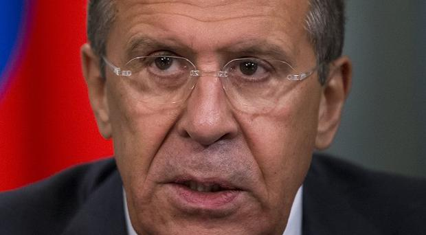 Russian foreign minister Sergey Lavrov said chances for settling the Ukrainian crisis would have been higher if it only depended on Russia and Europe