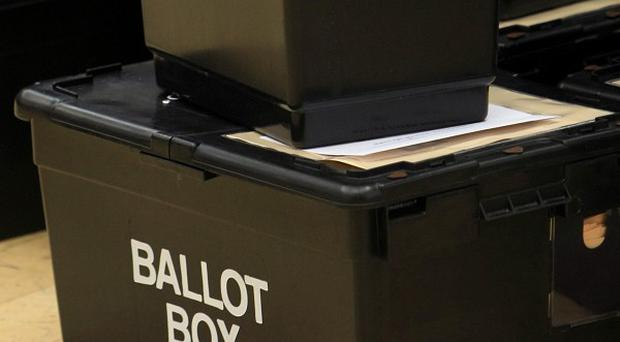 A vote is being held in Hong Kong in a bid for greater democracy