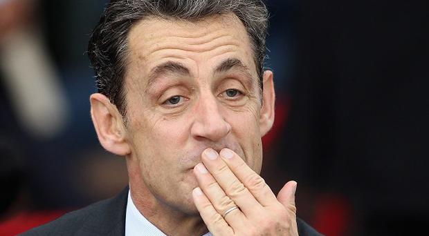 Mr Sarkozy is reportedly being questioned in an investigation into financing for his 2007 presidential campaign