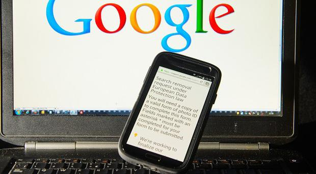 Google must delete some web search results in order to comply with EU privacy laws