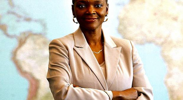 Baroness Amos told the UN last month the number of Syrians in need of humanitarian assistance has increased to 10.8 million