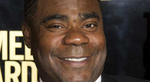 Tracy Morgan was seriously injured in the crash (AP)