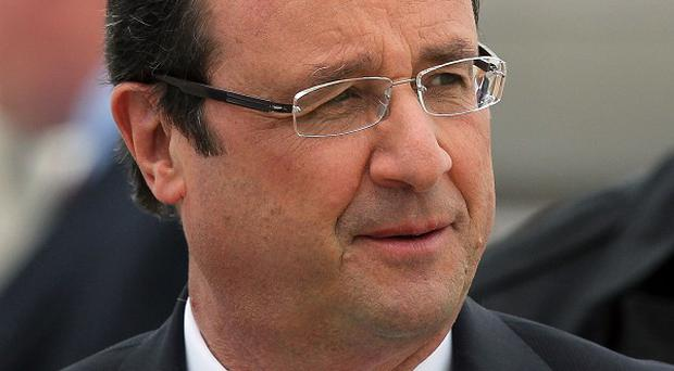 French president Francois Hollande has never been married