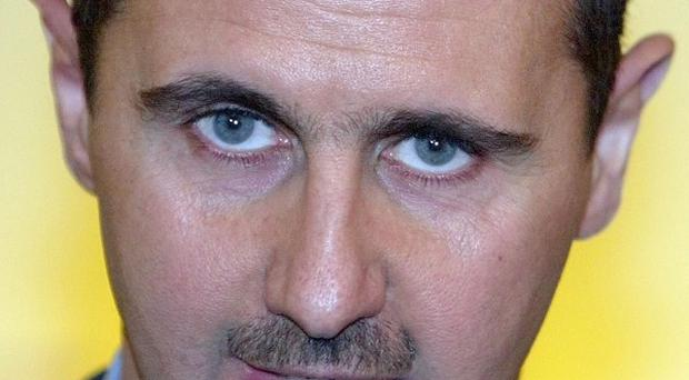 Bashar Assad has taken part in a swearing-in ceremony to mark the start of his third term as president of Syria