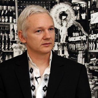 Julian Assange has been in the Ecuadorean embassy in London since seeking asylum there in June 2012
