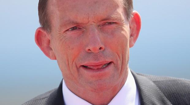 Tony Abbott swept to power on a promise to repeal Australia's contentious carbon tax