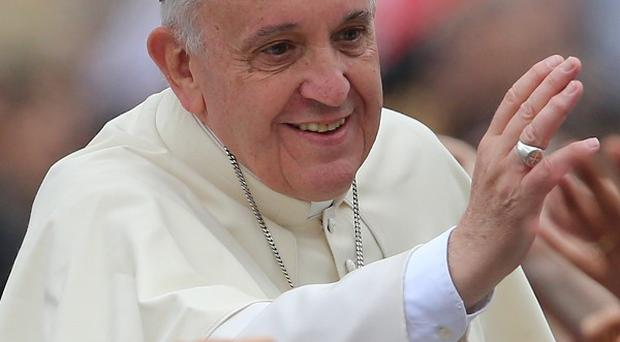 Pope Francis: Brothers and sisters, never war, never war!