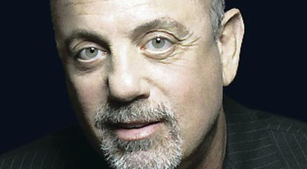 Honoured: Billy Joel