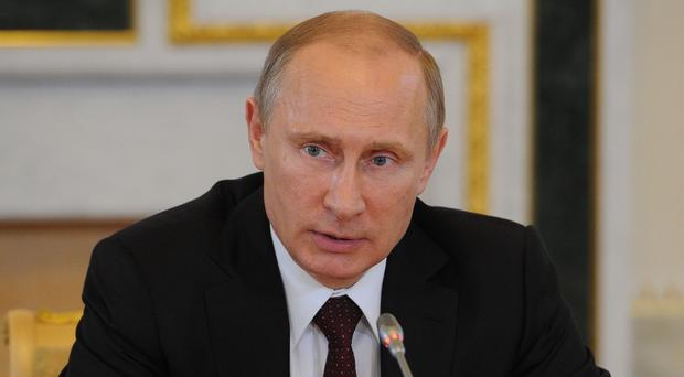 The Western nations are calling on Vladimir Putin to halt the alleged supply of arms to Ukrainian separatists and other actions that destabilise the situation in eastern Ukraine