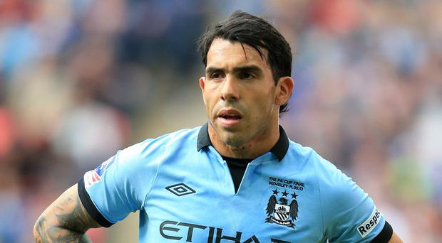 Carlos Tevez headed to Argentina when he learnt his father had been kidnapped