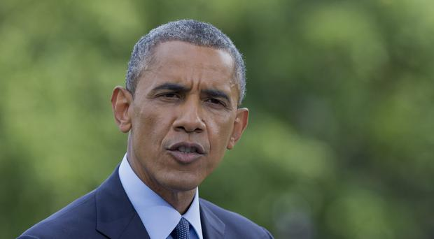 Barack Obama has insisted the move does not amount to