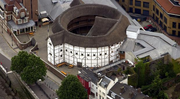 The production of Hamlet will return to the Globe Theatre in April 2016
