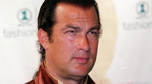 Steven Seagal is thought to have performed at a concert in Crimea in support of pro-Russian separatists fighting in eastern Ukraine