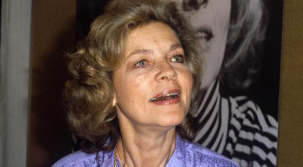Lauren Bacall has died at 89