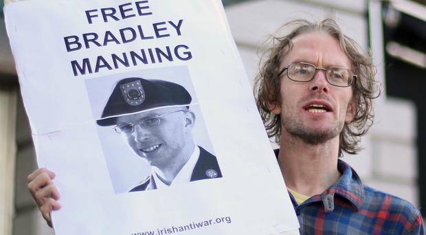 Private Bradley Manning, now known as Chelsea, is not receiving gender identity treatment in jail, supporters say