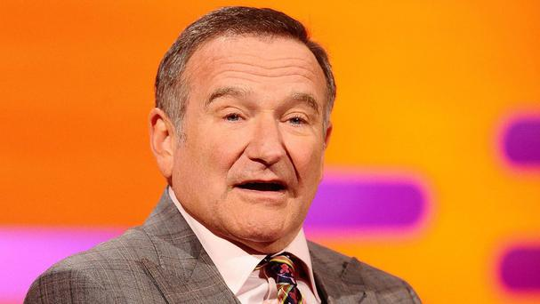 Actor Robin Williams was found dead at his home in California