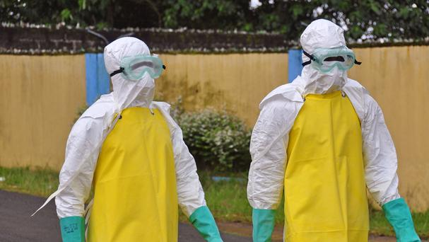 A Nigerian woman who may have been infected with the Ebola virus has died in Abu Dhabi (AP)