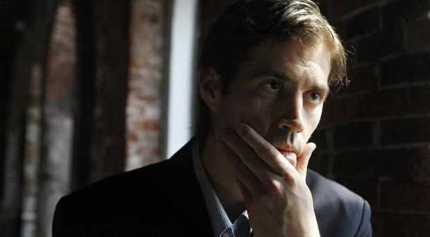 James Foley went missing in 2012 in northern Syria while on a reporting assignment (AP)