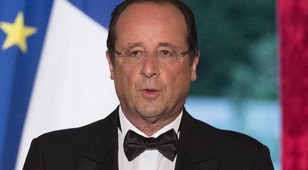 An open feud in cabinet has led to French president Francois Hollande dissolving the government
