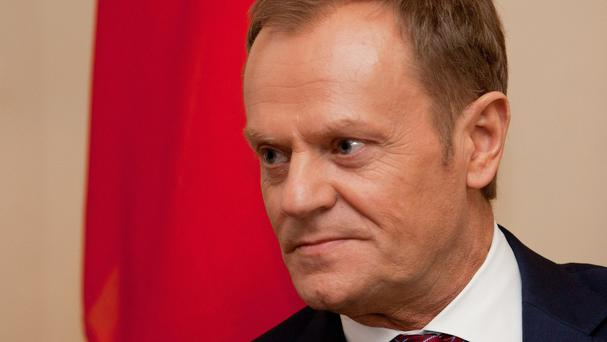 Donald Tusk singled out the UK's agenda as an area where he wants to make progress