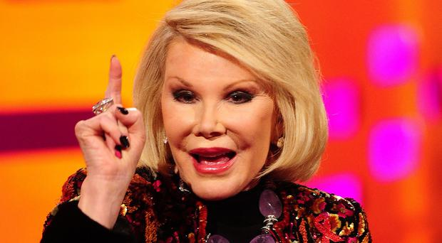 Joan Rivers suffered a cardiac arrest last week