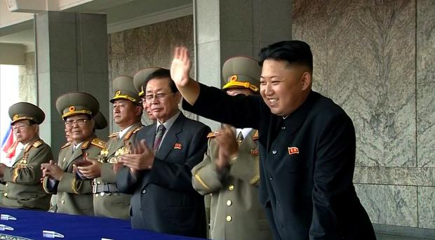 Under Kim Jong Un, North Korea it has conducted an unusually large number of weapons tests this year