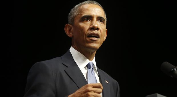 President Barack Obama will discuss the threat posed by the Islamic State militants (AP)