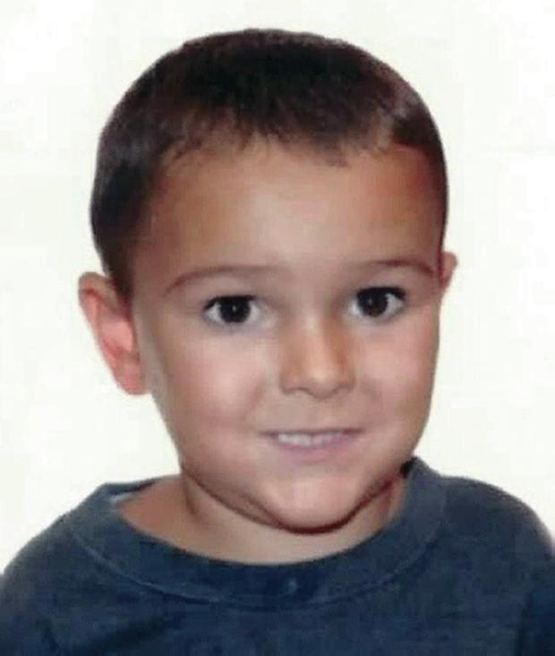 Brain tumour: Ashya King