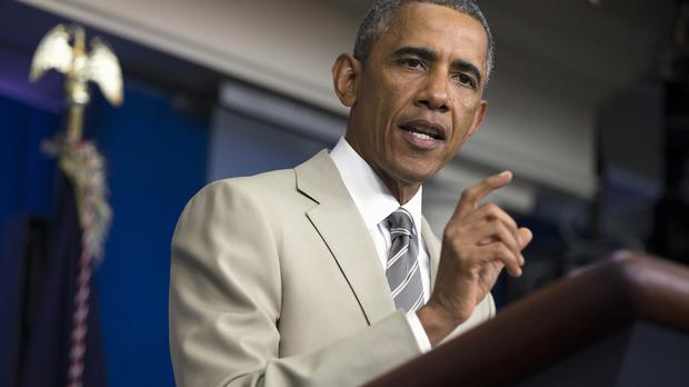 President Barack Obama will outline his strategy on how to tackle the Islamic State