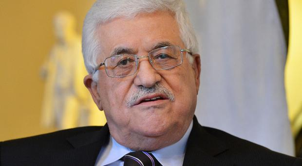 Mahmoud Abbas put further pressure on Hamas after the heavy losses it sustained during fighting with Israel