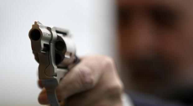 A teacher in the US state of Utah was injured when her gun discharged
