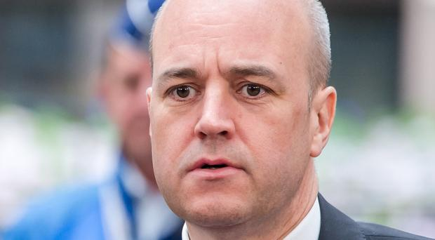 Prime Minister Fredrik Reinfeldt is the longest-serving conservative leader in Swedish history