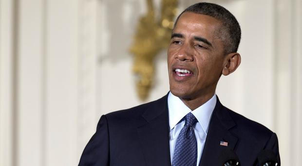 President Barack Obama will send troops to West Africa to supply medical and logistical support