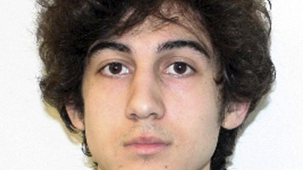 Boston Marathon bombing suspect Dzhokhar Tsarnaev (FBI/AP)