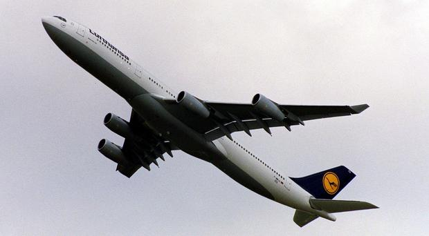 Lufthansa flights from Frankfurt will be hit by strike action on Tuesday