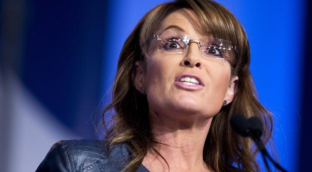 During a speech at the Iowa Freedom Summit, Sarah Palin whipped out a Ready for Hillary PAC magnet. And the rest was fundraising history