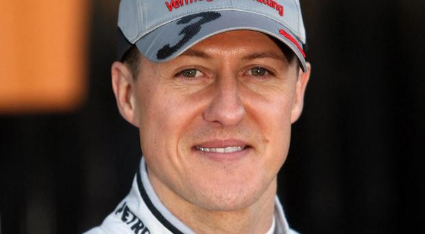 Michael Schumacher was injured in the French Alps in December 2013