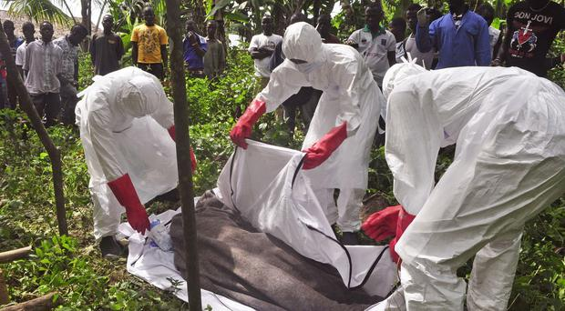 Doctors and nurses have been the most vulnerable to contracting Ebola, as the virus is spread through bodily fluids