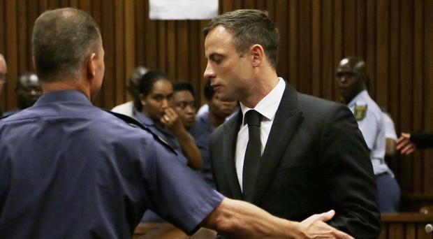 Prosecutors say Oscar Pistorius should have been found guilty of murder. (AP)