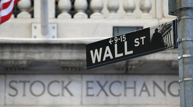 US stock markets have risen slightly