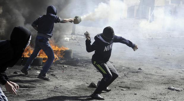 Tensions in Jerusalem have been rising in recent weeks (AP)